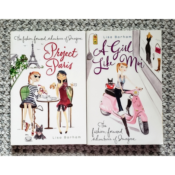 BOOKS--2 Lisa Barham Paperback